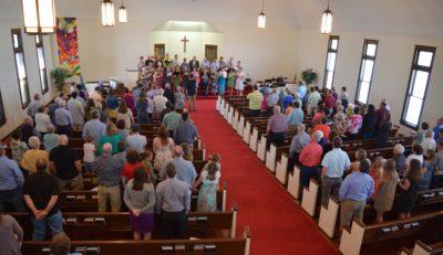 East Union Mennonite Church | Kalona, Iowa